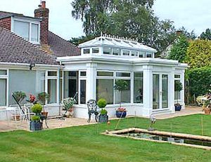 Orangery Conservatory Installers